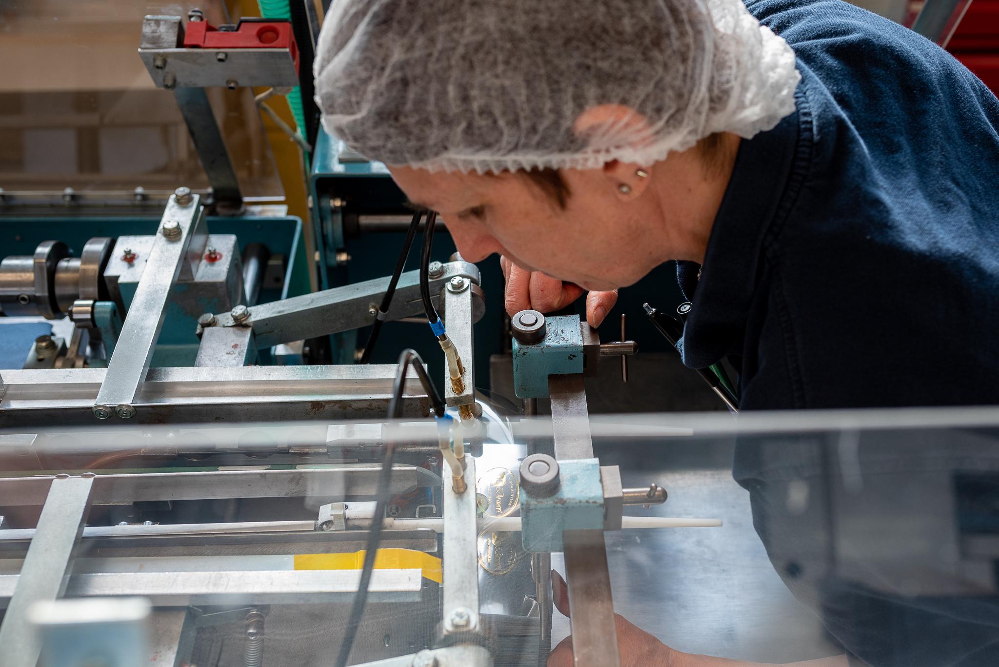 transparante verpakkingen productie