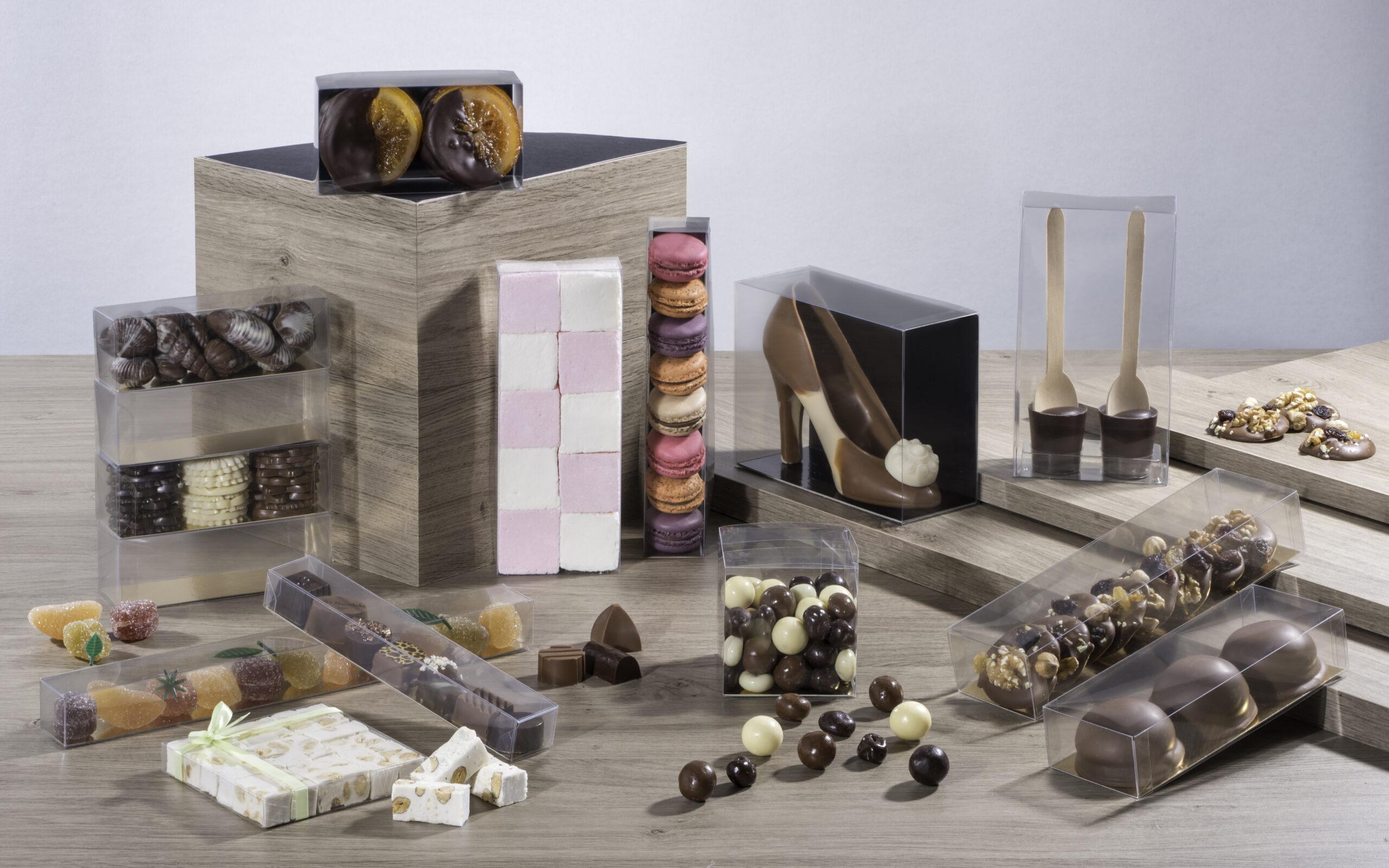 Chocoladeverpakkingen | Verpakking voor chocolade