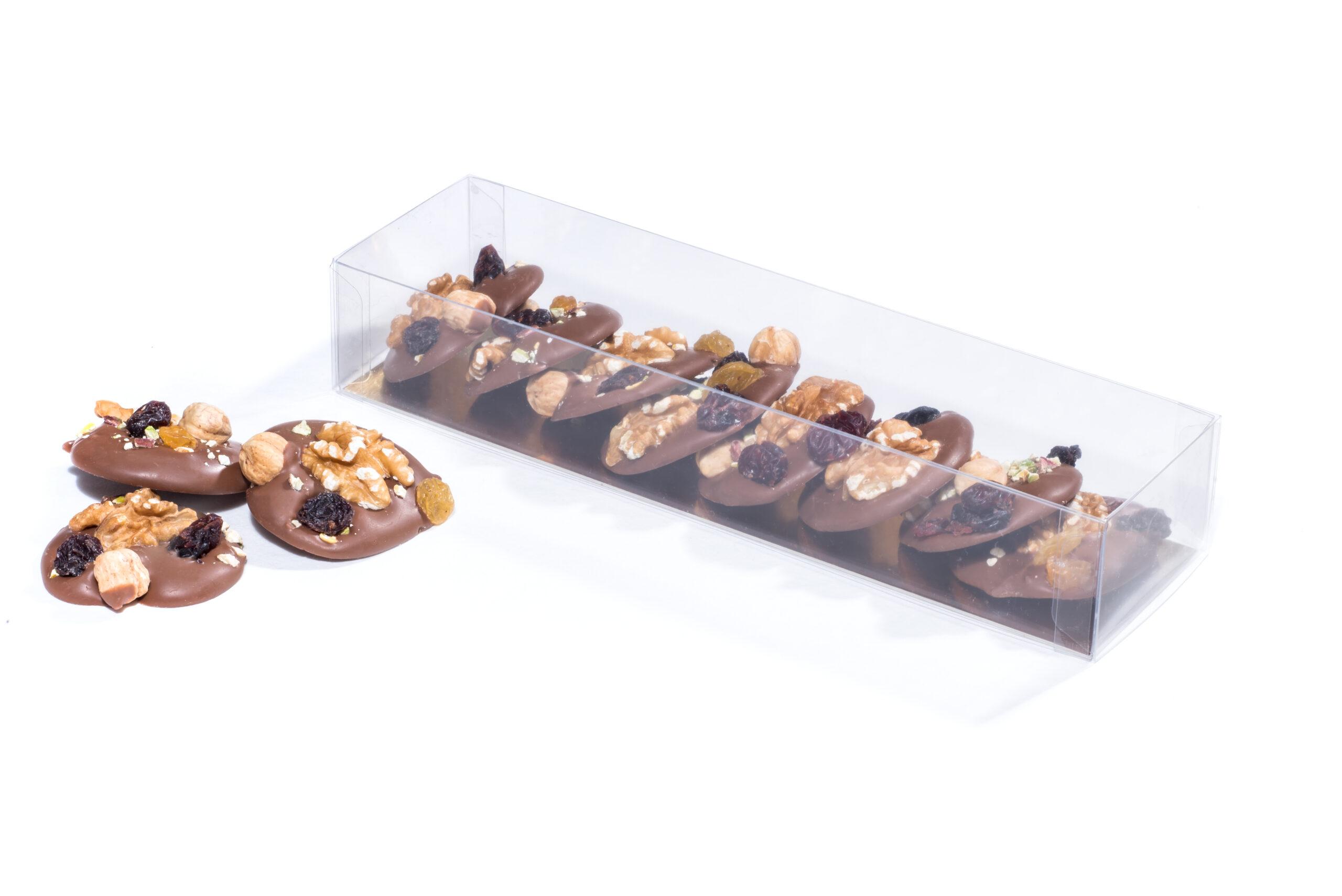 Verpakking voor chocolade | Verpakking voor voedingsindustrie
