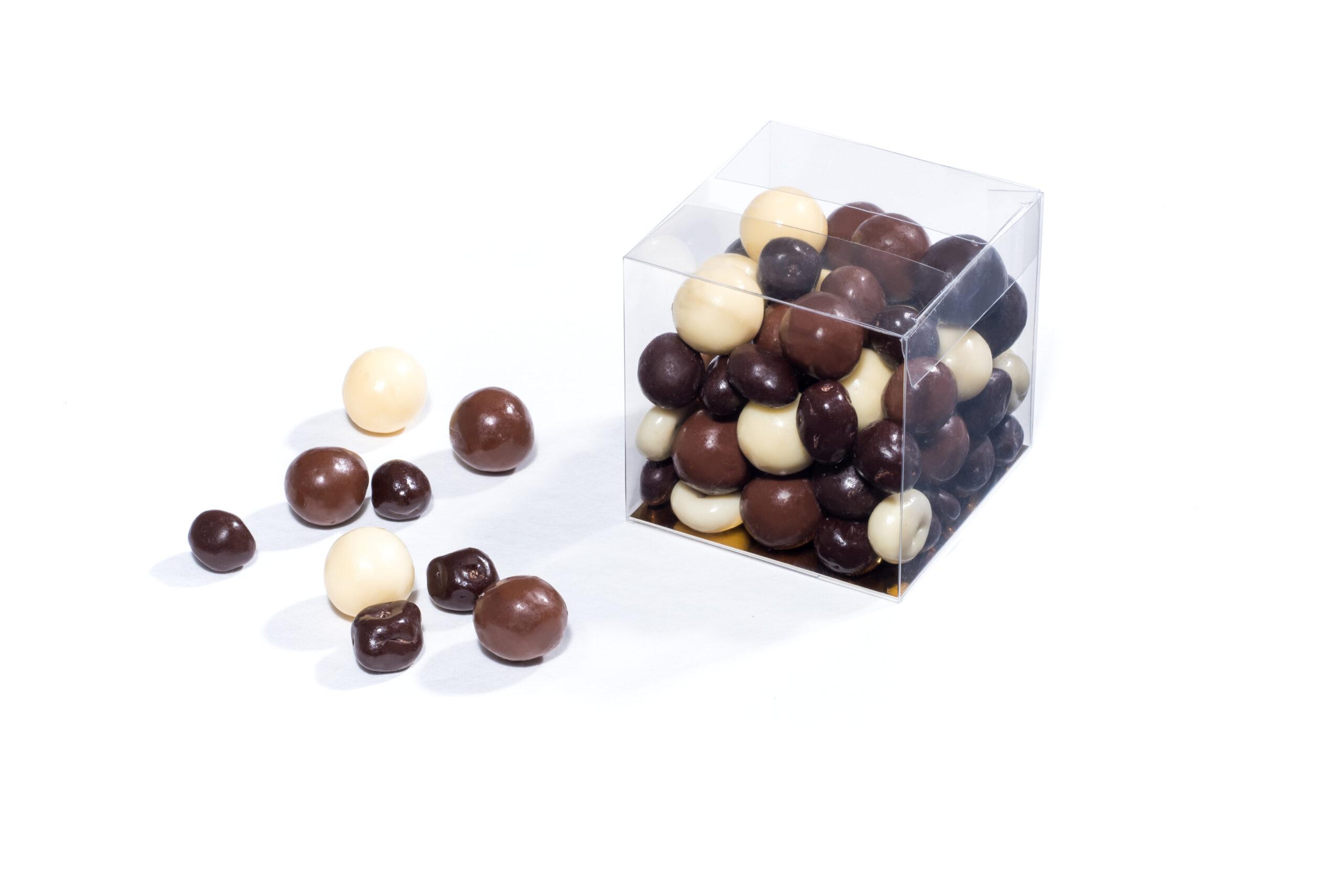 Verpakking voor confiserie | Chocoladeverpakking